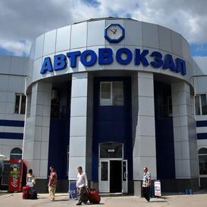 Автовокзалы Жигулевска