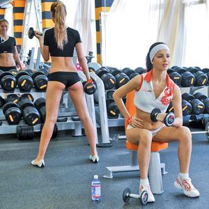 Фитнес-клубы Жигулевска