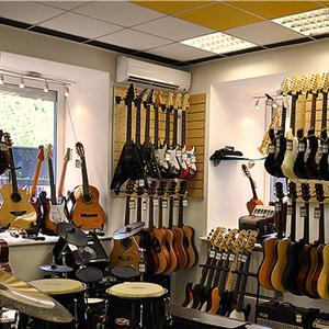 Музыкальные магазины Жигулевска