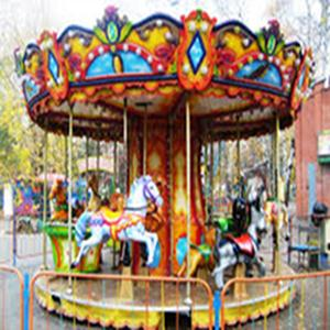 Парки культуры и отдыха Жигулевска