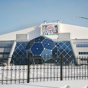 Спортивные комплексы Жигулевска
