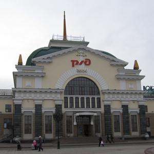 Железнодорожные вокзалы Жигулевска